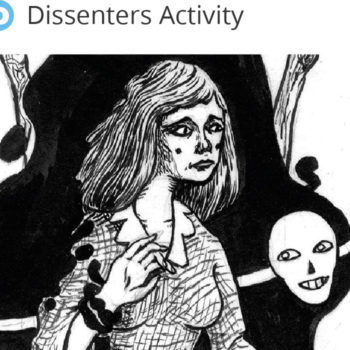 Dissenters Activities - Art exhibition