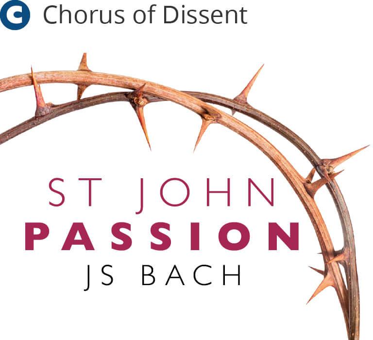 St John Passion graphic
