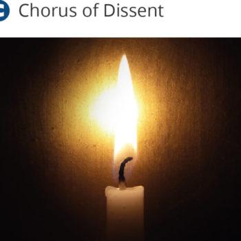 Carol concert 2016 Chorus of Dissent