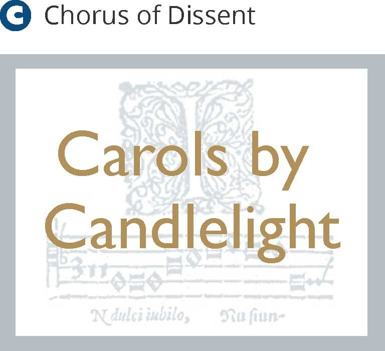 Carols by candlelight St Matthias December 15 2019 5.30pm