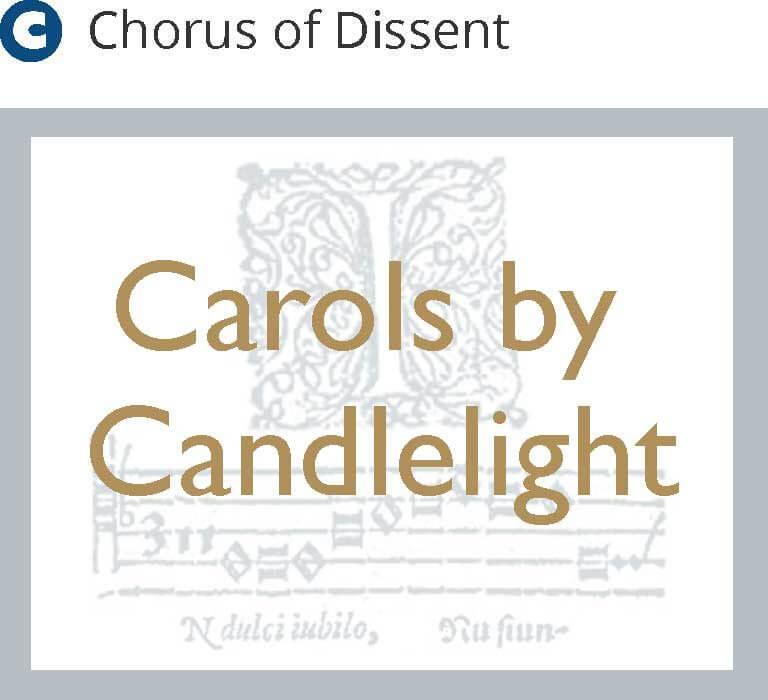 Carols by candlelight St Matthias December 15 2019 5.30pm