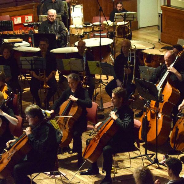 Orchestra - Chorus of Dissent