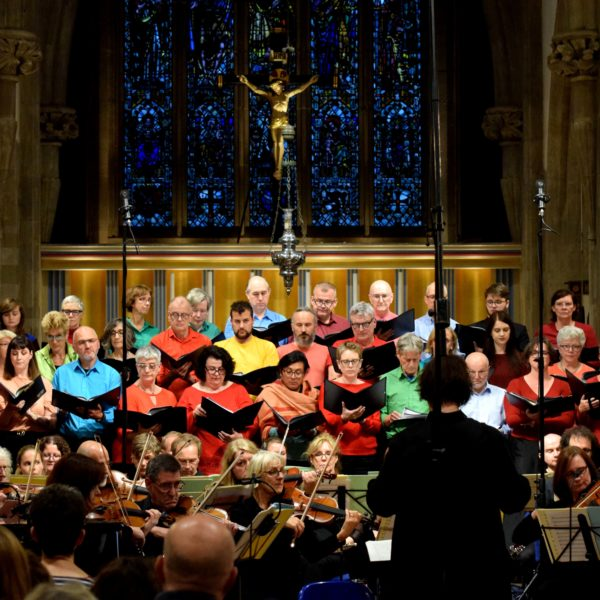 All We Need Is Love concert at St Matthias Church